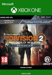 Buy The Division 2 Warlords of New York Xbox One