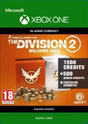 Buy The Division 2 Welcome Pack Xbox One