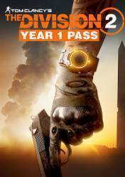 Buy Cheap THE DIVISION 2 YEAR 1 PASS PC CD Key