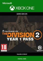 Buy Cheap THE DIVISION 2 YEAR 1 PASS XBOX ONE CD Key