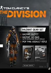 Buy The Division Hazmat Gear Set DLC pc cd key for Uplay
