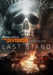Buy The Division Last Stand DLC pc cd key for Uplay