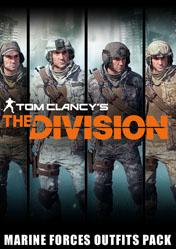 Buy The Division Marine Forces Outfits Pack pc cd key for Uplay