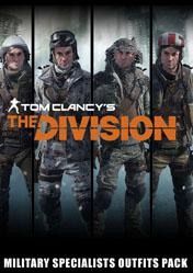 Buy The Division Military Specialists Outfits Pack pc cd key for Uplay