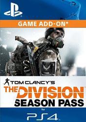 Buy The Division Season Pass PS4 CD Key