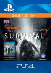 Buy The Division Survival DLC PS4