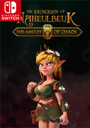 Buy Cheap The Dungeon Of Naheulbeuk The Amulet Of Chaos NINTENDO SWITCH CD Key