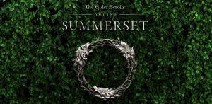 The Elder Scrolls Online announces Summerset, its next expansion