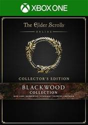 Buy Cheap The Elder Scrolls Online Collection Blackwood XBOX ONE CD Key