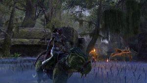The Elder Scrolls Online shows Murkmire in a new trailer