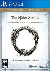 Buy Cheap The Elder Scrolls Online Tamriel Unlimited PS4 CD Key