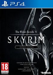 Buy Cheap The Elder Scrolls V Skyrim Special Edition PS4 CD Key