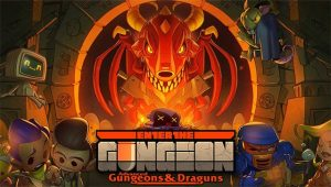 The Enter the Gungeon free expansion Advanced Gungeons and Draguns, will come out on July 19 for the Switch, PS4, Xbox One, and PC.