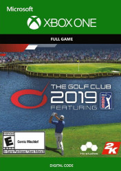 Buy The Golf Club 2019 featuring PGA TOUR XBOX ONE CD Key