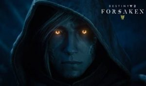 The Guardian finally speaks in the Destiny 2: Forsaken launch trailer