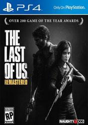 Buy The Last of Us Remastered PS4