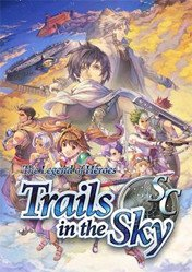 Buy The Legend of Heroes Trails in the Sky SC PC CD Key