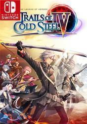 Buy Cheap The Legend of Heroes: Trails of Cold Steel 4 Frontline Edition NINTENDO SWITCH CD Key