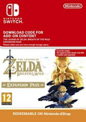 Buy Cheap The Legend of Zelda Breath of the Wild Expansion Pass NINTENDO SWITCH CD Key