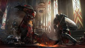 The new developer taking on Lords of the Fallen 2 starts the game from scratch