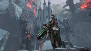 The Quake Champions beta test will be opened to everyone later this week