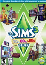 Buy Cheap The Sims 3: 70s, 80s and 90s Stuff Pack PC CD Key