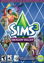 Buy Cheap The Sims 3 Dragon Valley PC CD Key