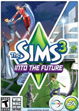 Buy The Sims 3 Into the Future pc cd key for Origin