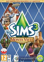 Buy Cheap The Sims 3 Monte Vista PC CD Key