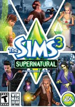 Buy Cheap The Sims 3 Supernatural PC CD Key