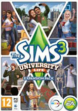 Buy Cheap The Sims 3 University Life PC CD Key