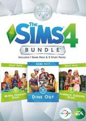 Buy The Sims 4 Bundle Pack 3 PC CD Key