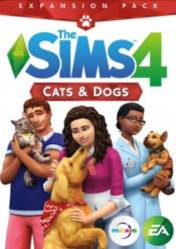 Buy Cheap The Sims 4: Cats & Dogs PC CD Key