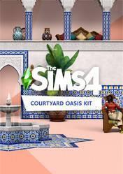 Buy Cheap The Sims 4 Courtyard Oasis Kit PC CD Key