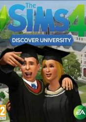 Buy The Sims 4 Discover University Expansion Pack pc cd key for Origin