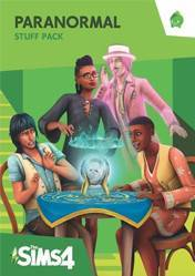 Buy Cheap The Sims 4 Paranormal Stuff PC CD Key