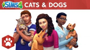 The Sims 4 present the veterinarian job from its next DLC, Cats and Dogs, in a new video