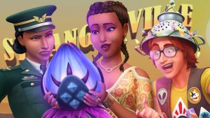 The Sims 4 reveals its new game pack: StrangerVille