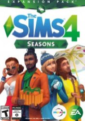 Buy THE SIMS 4 SEASONS pc cd key for Origin