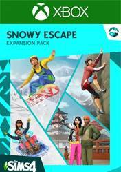 Buy Cheap The Sims 4 Snowy Escape XBOX ONE CD Key