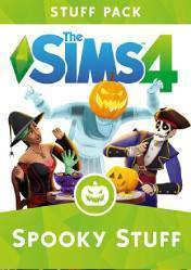 Buy Cheap The Sims 4 Spooky Stuff DLC PC CD Key