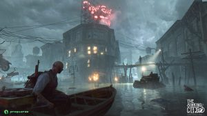 The Sinking City finds an editor: Bigben Interactive will publish the game