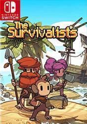 Buy Cheap The Survivalists NINTENDO SWITCH CD Key