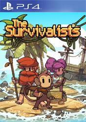 Buy Cheap The Survivalists PS4 CD Key