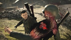 The third and final chapter of the Sniper Elite 4: Deathstorm DLC comes out next week
