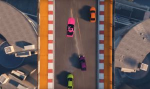 "The upcoming GTA Online mode ""Tiny Racers"" takes it cue from old-time Grand Theft Auto"