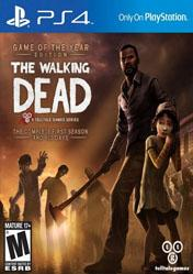 Buy The Walking Dead Game of the Year PS4