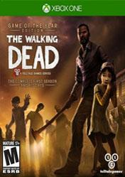 Buy The Walking Dead Game of the Year Xbox One