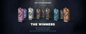 The Witcher 3, PUBG and Cuphead win some of the Steam Awards