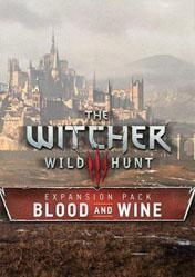 Buy The Witcher 3 Wild Hunt Blood and Wine DLC PC CD Key
